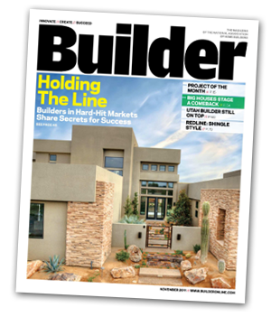 Probuilt homes featured in builder magazine probuilt for Home builder magazine