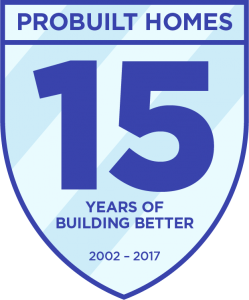 15 Years of Building Better Badge