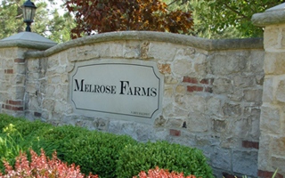 Communities in Melrose Farms