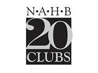 NAHB 20 Clubs