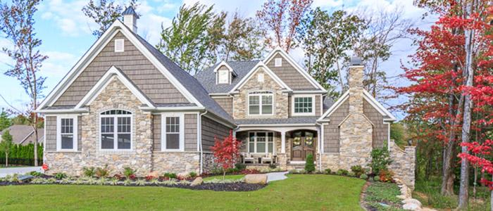 Custom Home Concord Township