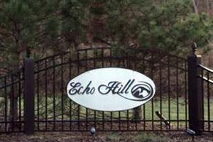 Communities in Echo Hill