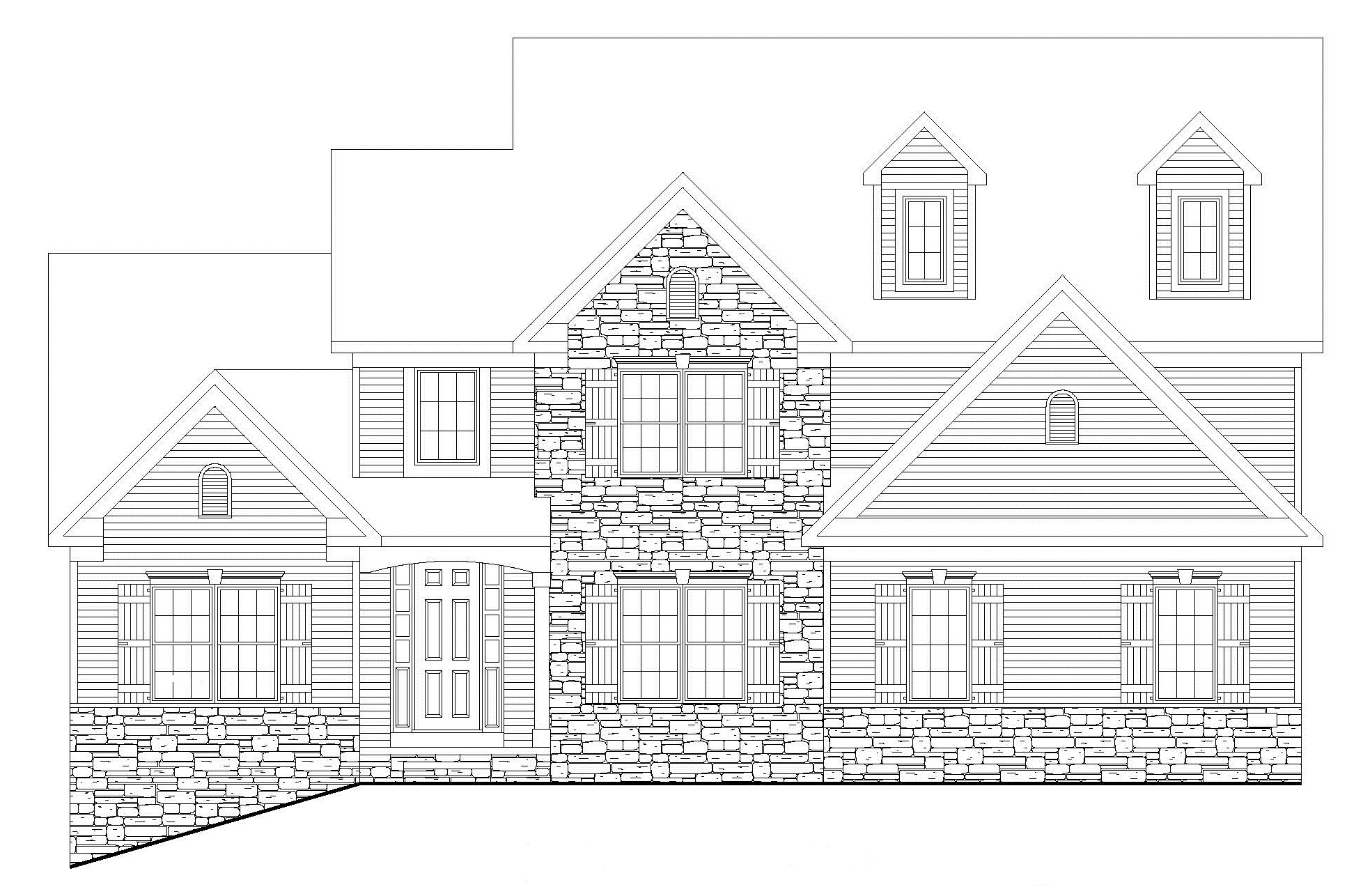 Northeast Ohio Home Plans House Style Ideas