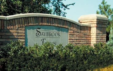 Communities in Saybrook Farms