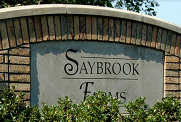 Communities in Saybrook Farms
